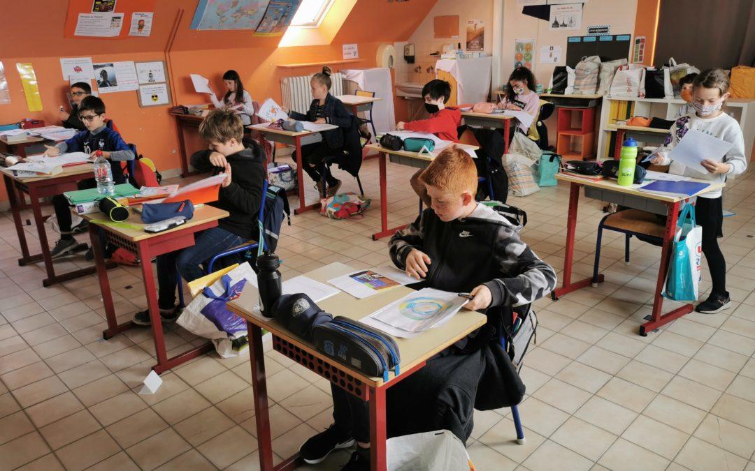 Reprise de l'école pour les élèves de CP, CE1, CM1 et CM2