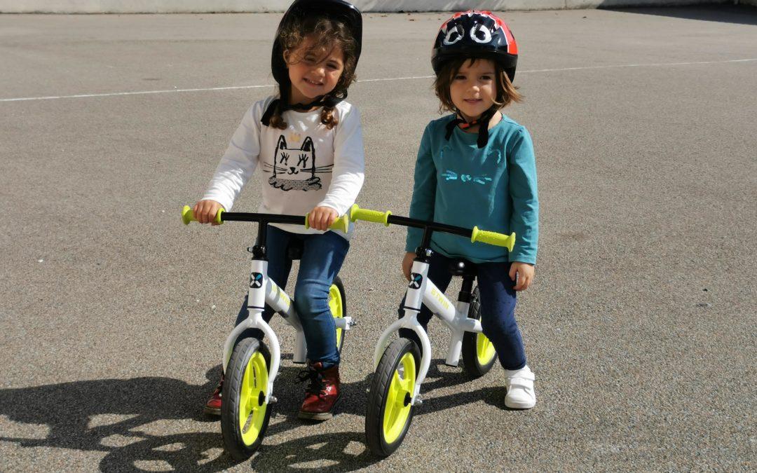 De nouveaux vélos et des trottinettes pour les maternelles